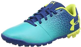 Under Armour Kids' Magnetico Select JR Turf Soccer Shoe