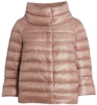 Herno Sofia Quilted Down Jacket