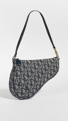 Shopbop Archive Christian Dior Trotteur Saddle Bag