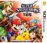 Nintendo Super Smash Bros 3DS