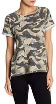 Cable & Gauge Camo Baby French Terry Tee