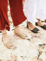 Beaumont Woven Flat by FP Collection at Free People