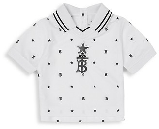 Burberry Baby Boy's Star Polo T-Shirt