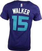 adidas Men's Short-Sleeve Kemba Walker Charlotte Hornets Player T-Shirt
