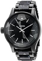 Nixon Women's A3842185 Facet Analog Display Japanese Quartz Multi-Color Watch