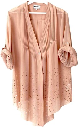 American Retro Pink Top for Women