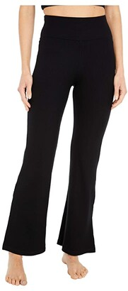 YEAR OF OURS Flight Pants (Black) Women's Clothing