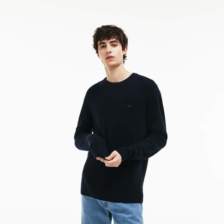 d27c18753a Lacoste Men's Sweaters - ShopStyle