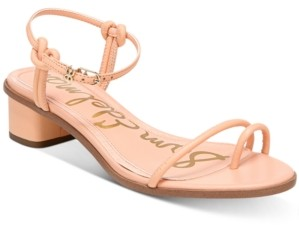 Sam Edelman Women's Isle Barely There Dress Sandals Women's Shoes
