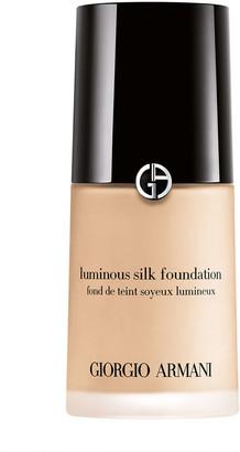 Giorgio Armani Luminous Silk Foundation 30Ml 3 (Light, Neutral)