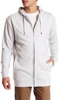 Zanerobe Robe Hooded Zip-Up Jacket