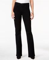 NYDJ Barbara Embellished Tummy-Control Bootcut Jeans