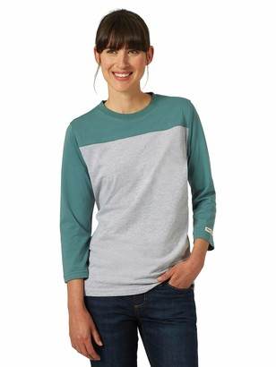 Riggs Workwear Women's 3/4 Sleeve Performance T-Shirt