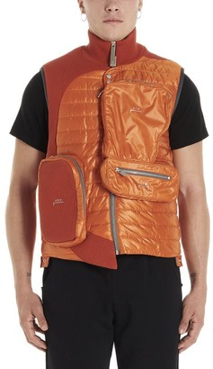 A-Cold-Wall* Pocketed Asymmetric Vest