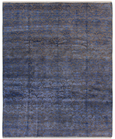 F.J. Kashanian Sari Firenze Hand-Knotted Wool and Silk Rug