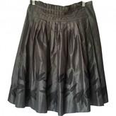 Sportmax Anthracite Skirt for Women
