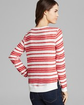 Splendid Sweater - Palisades Stripe Loose Knit
