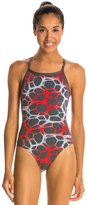 Arena Women's Polycarbonite Light Drop Back One Piece Swimsuit 8132689