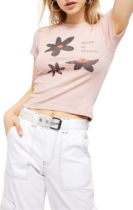 BDG Dream in Flowers Baby Graphic Tee