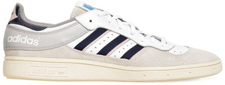adidas Handball Top Leather & Suede Sneakers