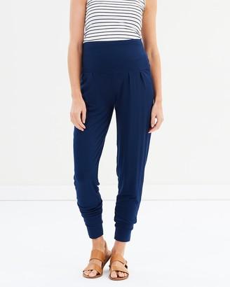 Bamboo Body Softline Slouch Pants