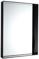 Kartell Only Me Mirror - Glossy Black - 50x70cm