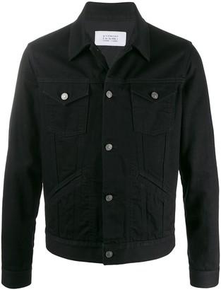 Givenchy pocket detail denim jacket