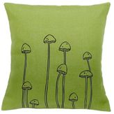 Mushroom Pillow by Paper Cloud