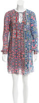 Rory Beca Abstract Print Shift Dress w/ Tags