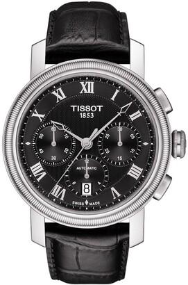 Tissot Men's Bridgeport Automatic Chronograph Valjoux Watch, 42mm