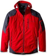 Free Country Men's Tall Waterproof Stretch 3-in-1 Systems Jacket