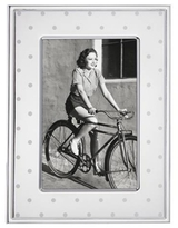 "Kate Spade Larabee Dot Frames Collection 4"" x 6"" Frame"