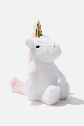 Cotton On Unicorn Baby Snuggle Toy