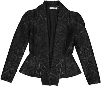Leonard Black Synthetic Jackets