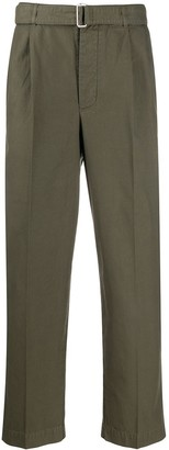 Officine Generale Belted Waist Trousers