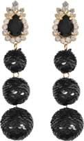 Shourouk Disco earrings