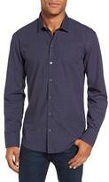 Zachary Prell Men's Maison Slim Fit Print Sport Shirt