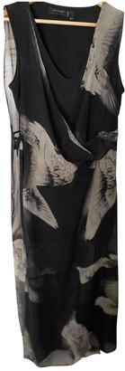 Religion Black Dress for Women