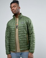 Patagonia Nano Puff Jacket Lightweight In Green
