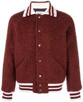Umit Benan bomber jacket - men - Viscose/Cotton/Virgin Wool/Polyester - 48