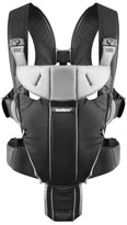 BABYBJÖRN Miracle Baby Carrier in Black and Silver