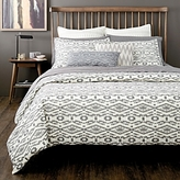 DwellStudio Dwell Studio Tangier Geo Duvet Cover, Full/Queen