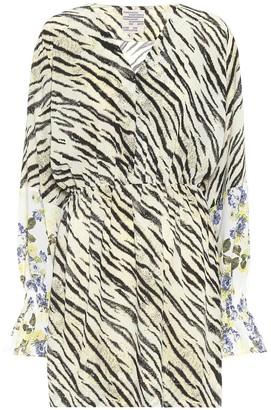 Baum und Pferdgarten Exclusive to Mytheresa a Ariana tiger-print minidress