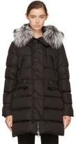 Moncler Black Down Aphrotiti Jacket