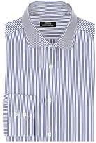 Fairfax MEN'S STRIPED COTTON POPLIN SLIM-FIT SHIRT