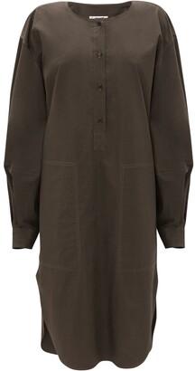 J.W.Anderson Bell-Sleeve Shift Dress