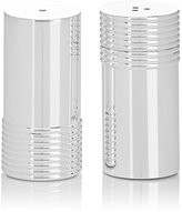 Christofle K+T Silverplate Salt & Pepper Shakers-SILVER