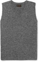 Beams Shetland Wool Sweater Vest