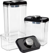 Cuisinart 6-pc. Vacuum Seal Canister Set