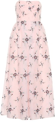 Erdem Exclusive to Mytheresa Karenna floral organza gown